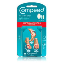 Compeed Pack Mixto Ampollas