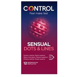 Control Touch & Feel 12 Unidades